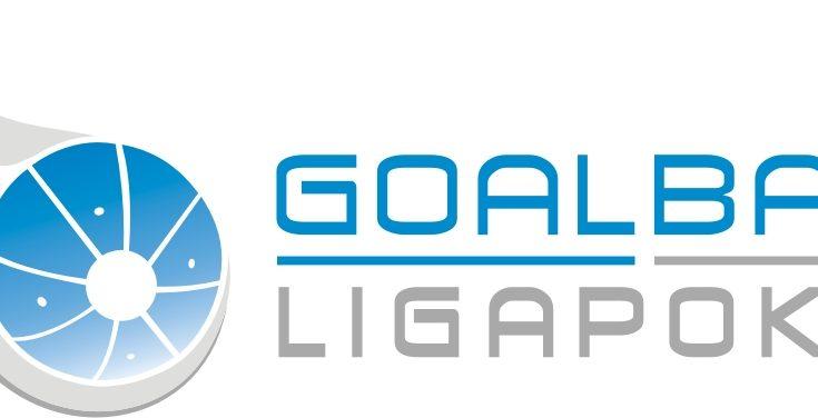 Logo des Goalball Ligapokals
