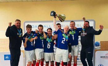 Das Team des RGC Hansa ist Deutscher Meister 2021